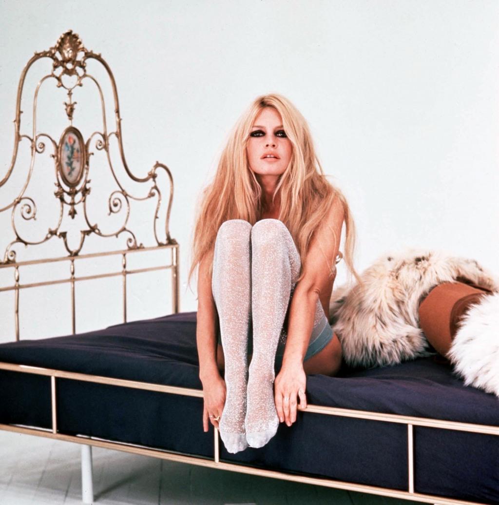 Brigitte Bardot, l'intramontabile biondina sexy