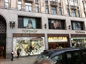 Top Shop è il top!