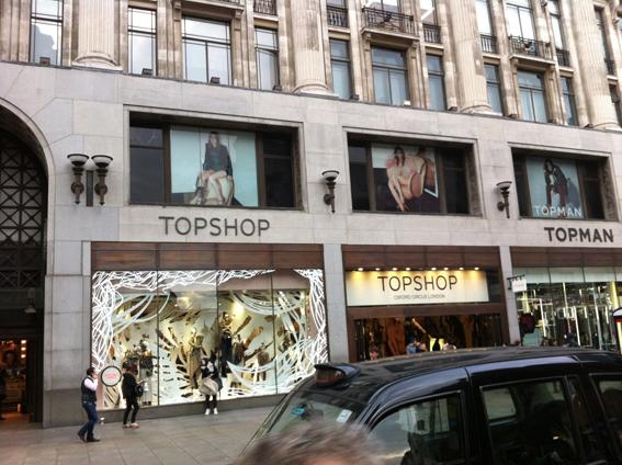 Top Shop è il top!