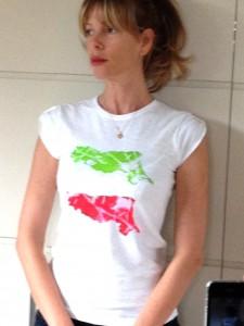 Una t-shirt per l'Emilia!