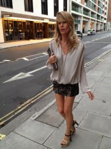 Moda autunnale: Kristina Ti per uno stile grunge irresistibile