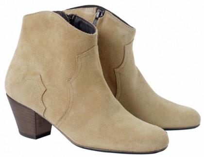 Ankle boots di Isabel Marant: le alternative economiche