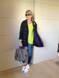 """Look """"City Glam"""" con Tommy Hilfiger"""