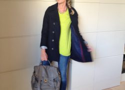 "Look ""City Glam"" con Tommy Hilfiger"