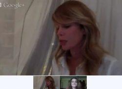 Hangout su Google+: ecco i video della mia chiacchierata con VOI!