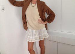 Look versatile: un po' teenager e un po' quarantenne