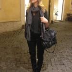 Look maschile: alla ricerca delle francesine da Fiorentini Baker a Roma