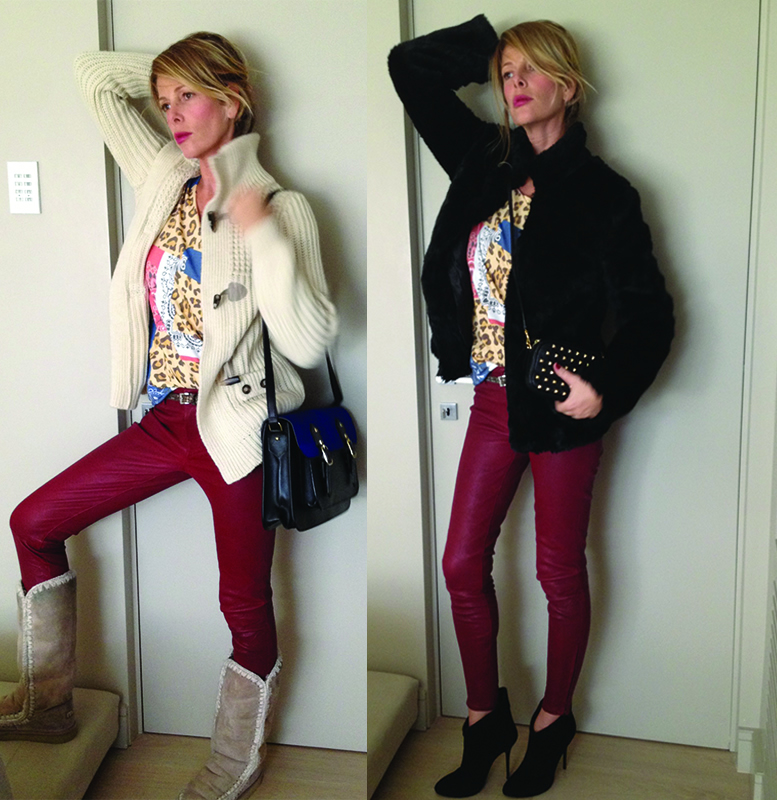 Ecco il mio segreto fashion per un doppio look invernale!