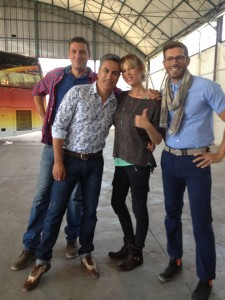 Extreme Makeover Home Edition Italia: i look de LaPinella