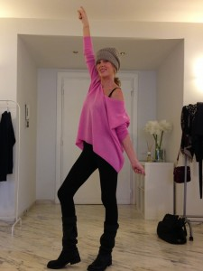 Shopping tra cashmere e costumi
