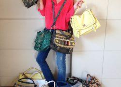 Vi presento la mia nuova collezione di borse Marks&Angels!