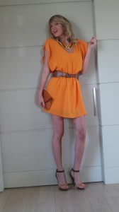 Summer look for a special occasion