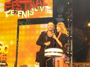 Music Summer Festival: foto dal backstage