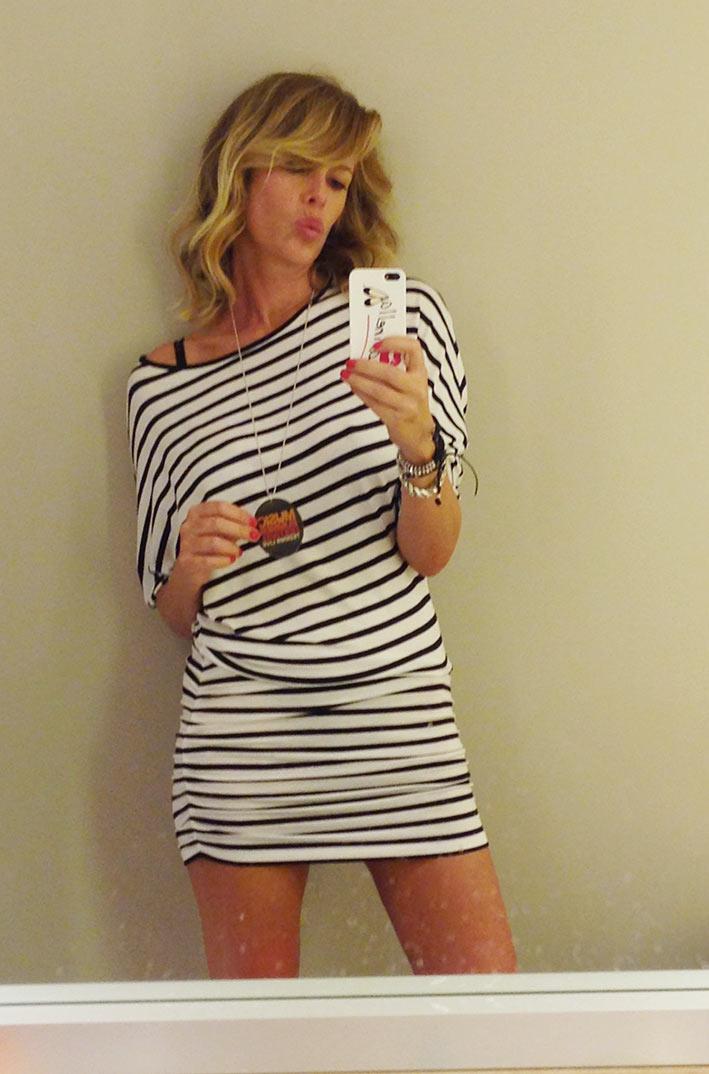 huge discount b571e b889c vestito-righe-06 – la pinella