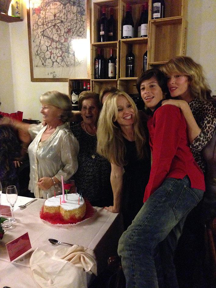 Compleanno Nonna Mela!