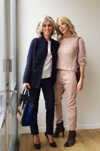 Paola Marella: advice on new office and a chat between friends!