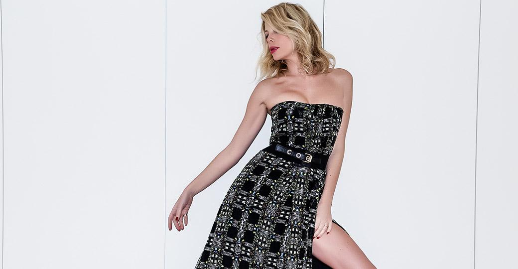 Un vestito lungo per Capodanno!