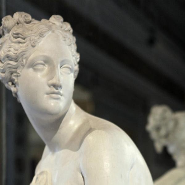 Il museo Correr mette a punto il restyling delle opere del Canova
