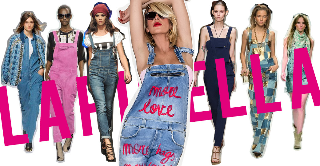 Dungarees – this summer's must-have. Which ones and how to wear them.