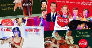 Coca Cola, un mondo di tendenze…