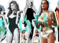 The swimming costume: changes over the years