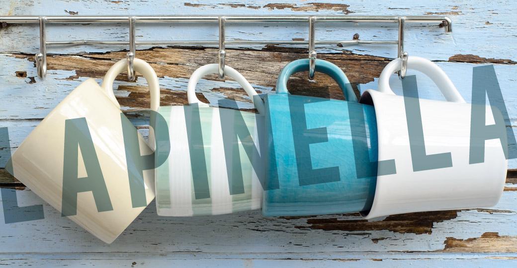 Le tazze. Design per colazione