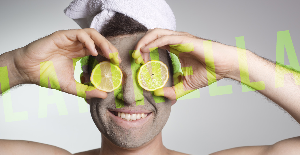 Beauty tips for men…