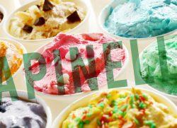 I gelati più cool nel design e nel gusto!