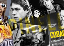Kurt Cobain, his life on cinema