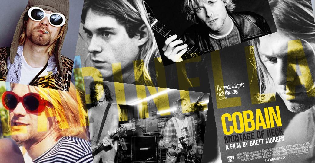 Kurt Cobain, la sua vita al cinema