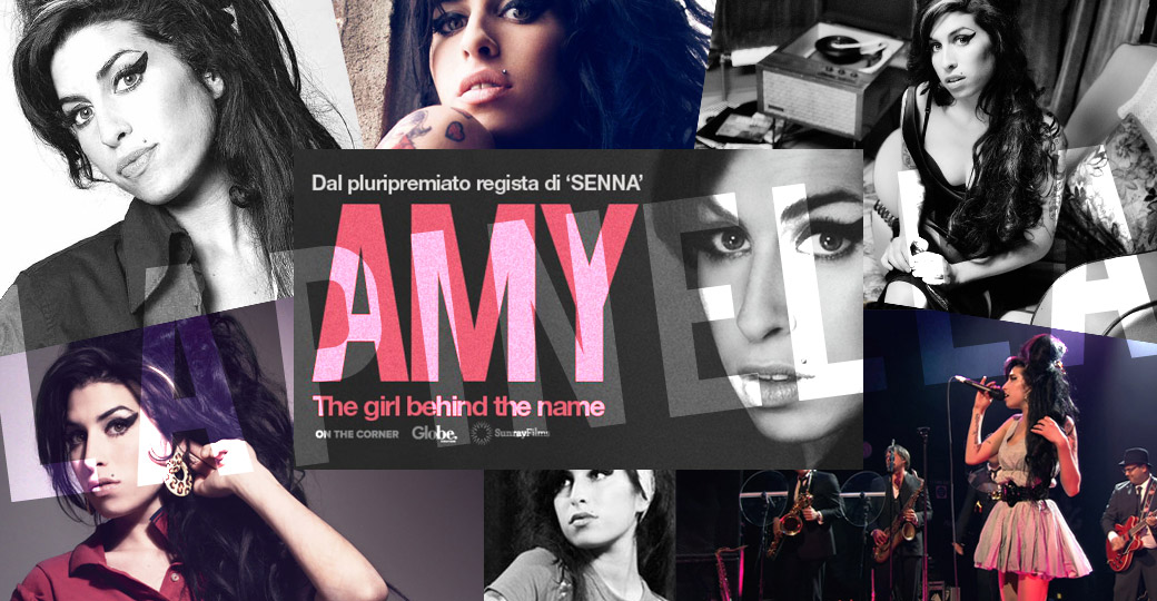 La vita di Amy Winehouse al cinema