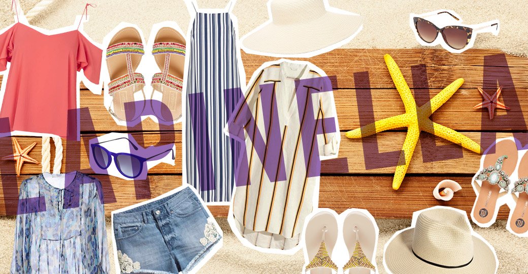Beach outfits: our tips