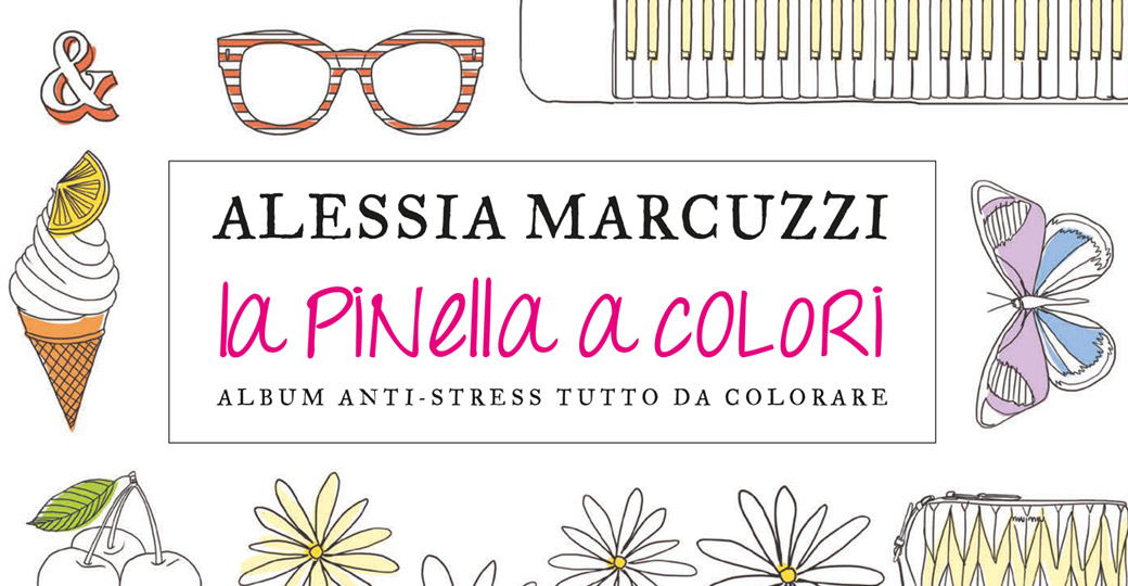 La Pinella in colours!