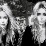 The American fashion twins dock in Paris