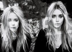 Le gemelle dellamoda americana sbarcano a Parigi