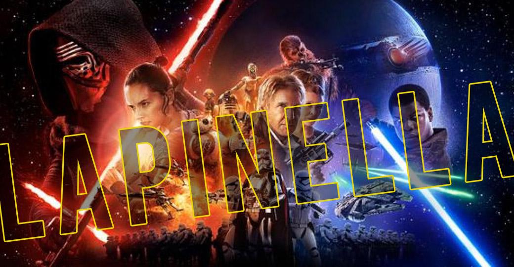 Star Wars, il risveglio della Forza