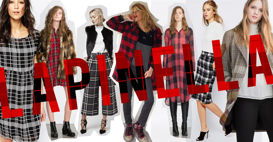 Everyone's mad about Tartan!