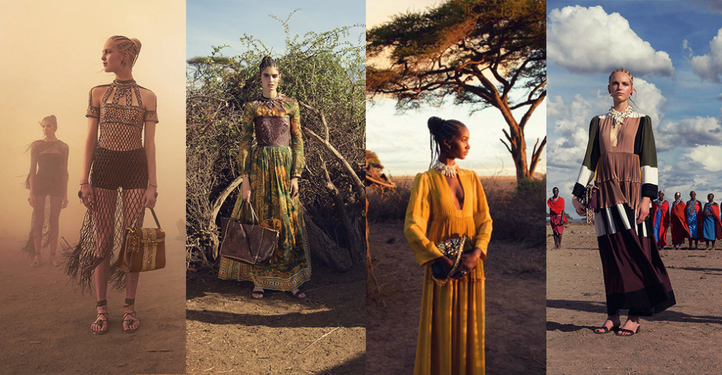 SteveMcCurry for Valentino
