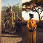 Valentino and McCurry, the attractive side of Africa