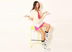 Moon Boot e mini dress, un look originale