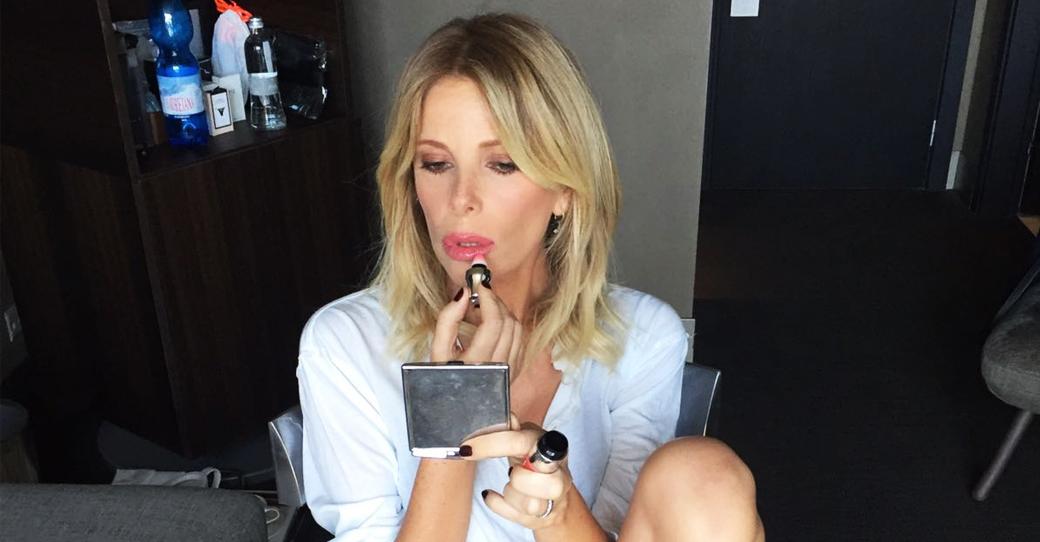 A lip-biting temptation…