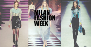 La Milano Fashion Week e i nuovi trend