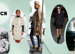 Trench and duster coats, everlasting trends