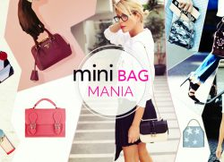 Mini Bag mania: 2016 trend
