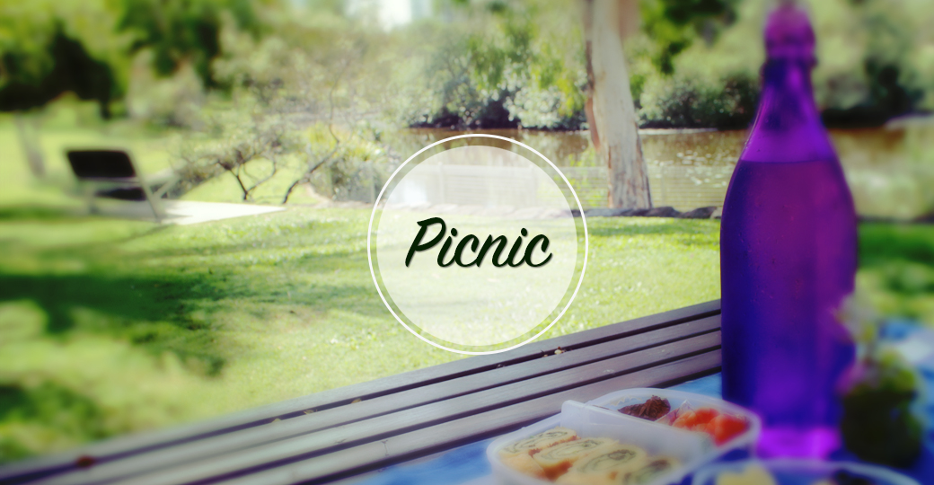 It's picnic time…