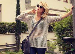 Jeans e sneakers: inizia una nuova settimana