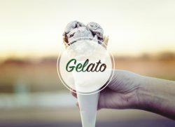 I want gelato!!!