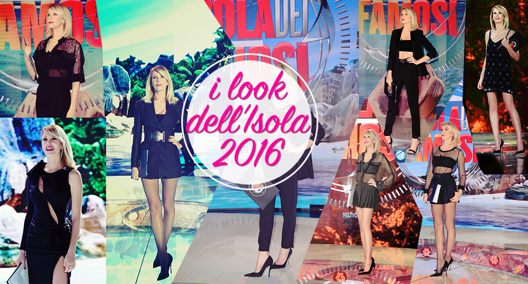 Isola 2016 looks… ready for the final?