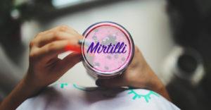 Mirtilli… frutto del buonumore!