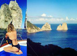 Il mio weekend speciale a Capri